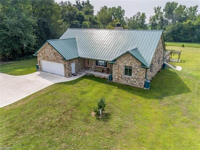 11621 Grand Ridge Road NW, Canal Fulton, OH 44614 (MLS #4192645) :: The Holly Ritchie Team
