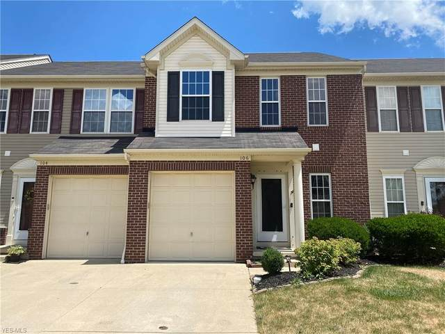 106 Yellowstone Court, Berea, OH 44017 (MLS #4192650) :: RE/MAX Valley Real Estate