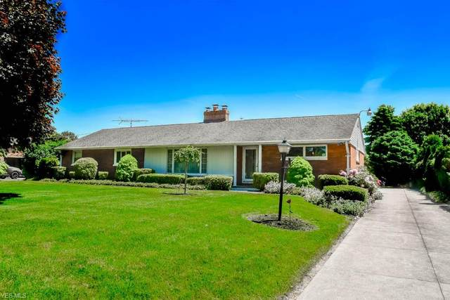 4934 Sharonwood Avenue NW, Canton, OH 44718 (MLS #4192656) :: RE/MAX Trends Realty