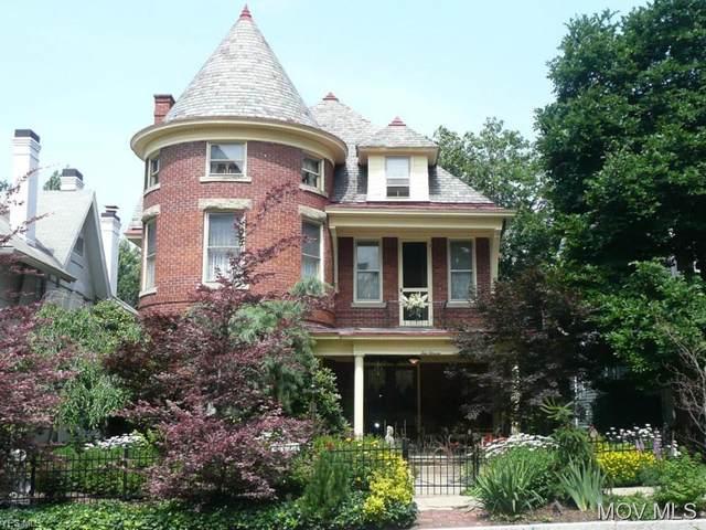 1011 Ann Street, Parkersburg, WV 26101 (MLS #4192667) :: Select Properties Realty