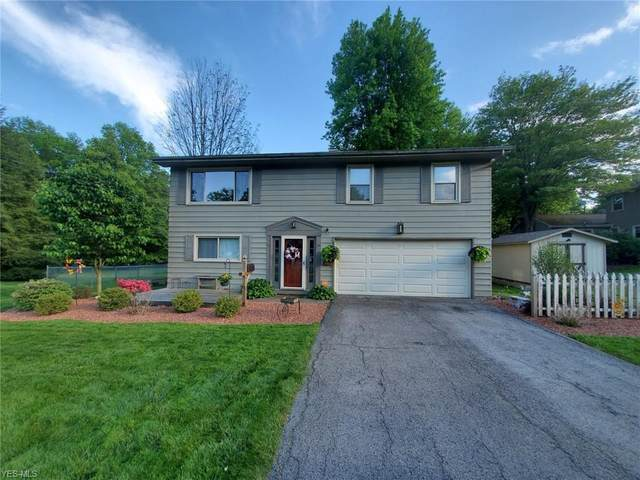 2421 Karen Court, Youngstown, OH 44511 (MLS #4192701) :: The Holly Ritchie Team