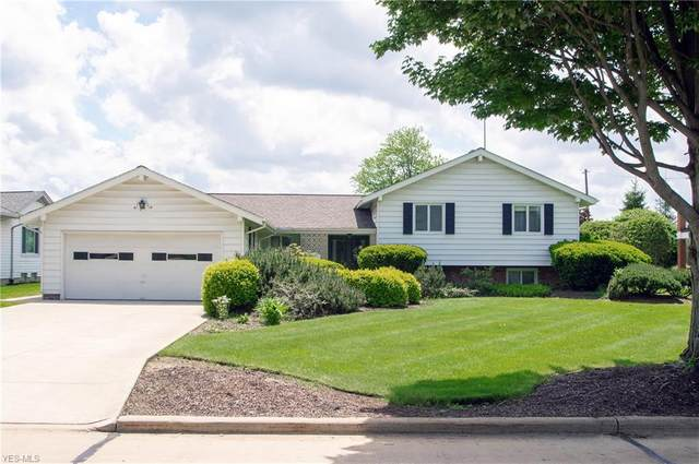 5650 Falkirk Road, Lyndhurst, OH 44124 (MLS #4192707) :: The Holly Ritchie Team