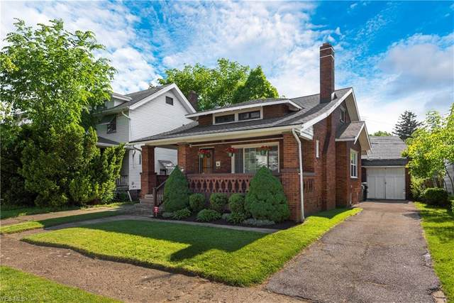 3399 Berea Road, Cleveland, OH 44111 (MLS #4192915) :: The Holly Ritchie Team