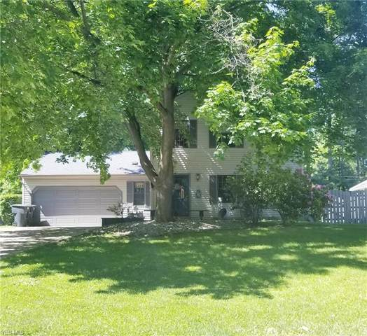 3809 Longhill Drive SE, Warren, OH 44484 (MLS #4192963) :: The Holly Ritchie Team