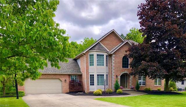 401 Shadydale Drive, Canfield, OH 44406 (MLS #4192974) :: The Holly Ritchie Team