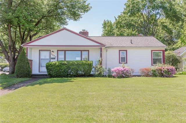 2653 N Haven Boulevard, Cuyahoga Falls, OH 44223 (MLS #4192988) :: RE/MAX Trends Realty