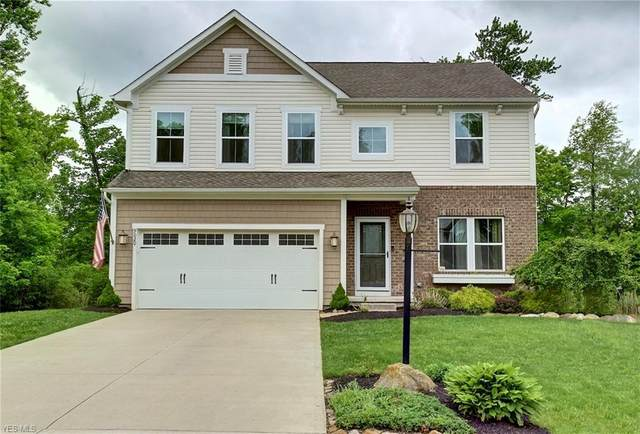 9020 Moss Pointe Circle, Olmsted Township, OH 44138 (MLS #4192997) :: The Crockett Team, Howard Hanna