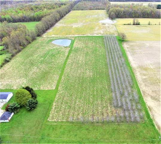 Mahan Denman Road NW, Bristolville, OH 44402 (MLS #4193030) :: The Holly Ritchie Team