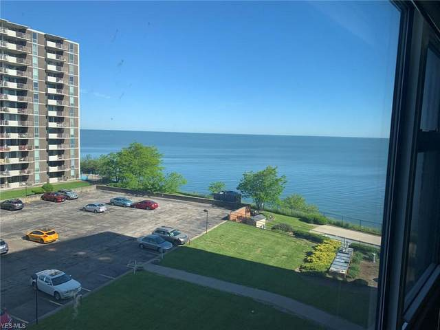 11850 Edgewater Drive #509, Lakewood, OH 44107 (MLS #4193121) :: The Holly Ritchie Team