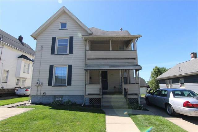 21 W 2nd Street, Girard, OH 44420 (MLS #4193254) :: The Holly Ritchie Team