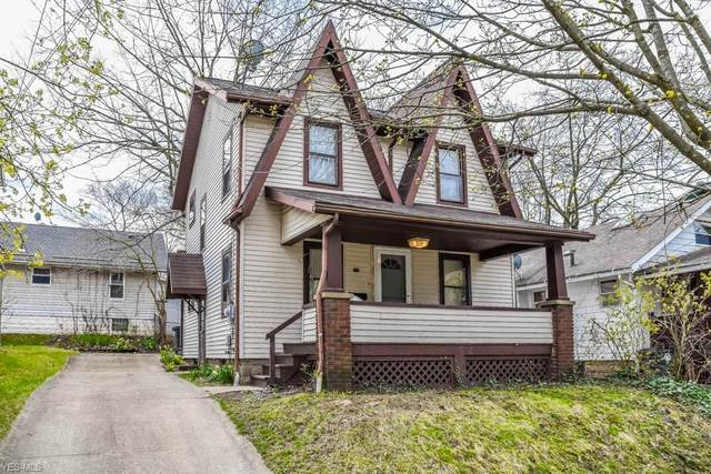 1310 Brandon Avenue, Akron, OH 44305 (MLS #4193281) :: The Holly Ritchie Team