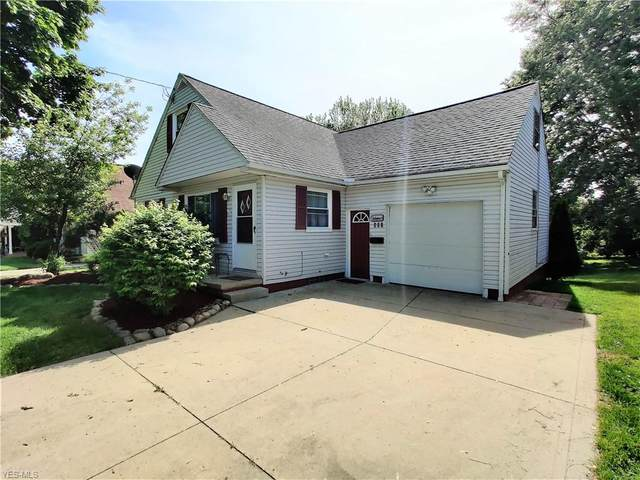 332 Horton Avenue, Akron, OH 44312 (MLS #4193307) :: RE/MAX Trends Realty