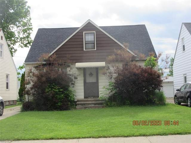 1629 Fruitland Avenue, Mayfield Heights, OH 44124 (MLS #4193321) :: The Crockett Team, Howard Hanna