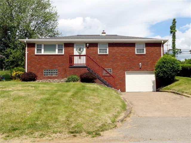172 Pembroke Road, Steubenville, OH 43953 (MLS #4193328) :: Tammy Grogan and Associates at Cutler Real Estate
