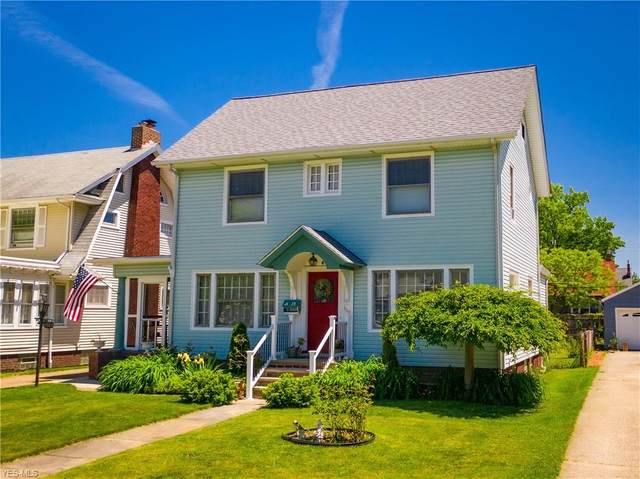 1569 Chesterland Avenue, Lakewood, OH 44107 (MLS #4193329) :: The Holly Ritchie Team