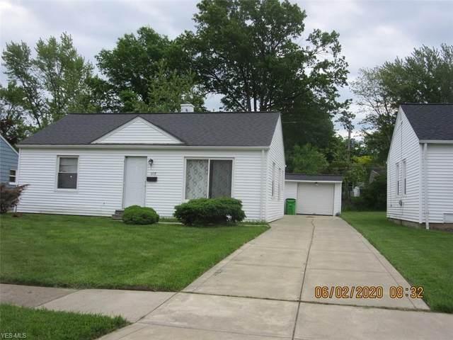 1117 Iroquois Avenue, Cleveland, OH 44124 (MLS #4193343) :: The Crockett Team, Howard Hanna