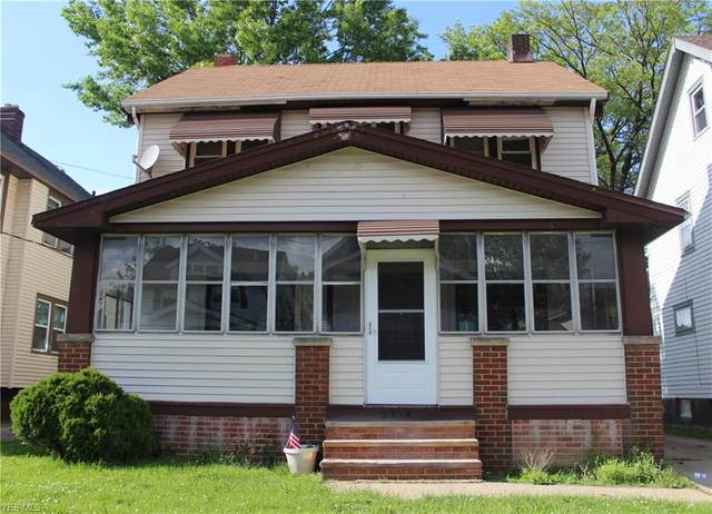 2318 Natchez Avenue, Cleveland, OH 44109 (MLS #4193354) :: The Holly Ritchie Team