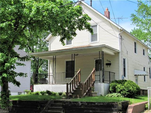 2230 25th Street SW, Akron, OH 44314 (MLS #4193369) :: RE/MAX Trends Realty