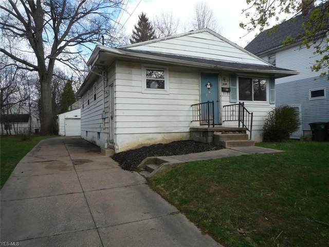 911 Peerless Avenue, Akron, OH 44320 (MLS #4193386) :: Tammy Grogan and Associates at Cutler Real Estate