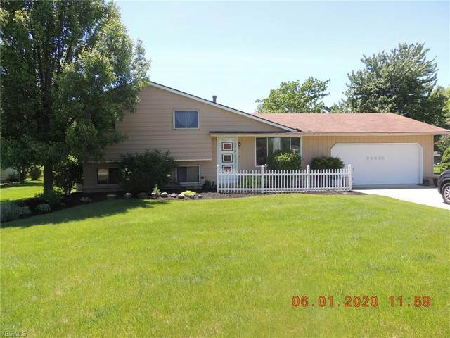 34931 Highland Drive, North Ridgeville, OH 44039 (MLS #4193497) :: The Holly Ritchie Team
