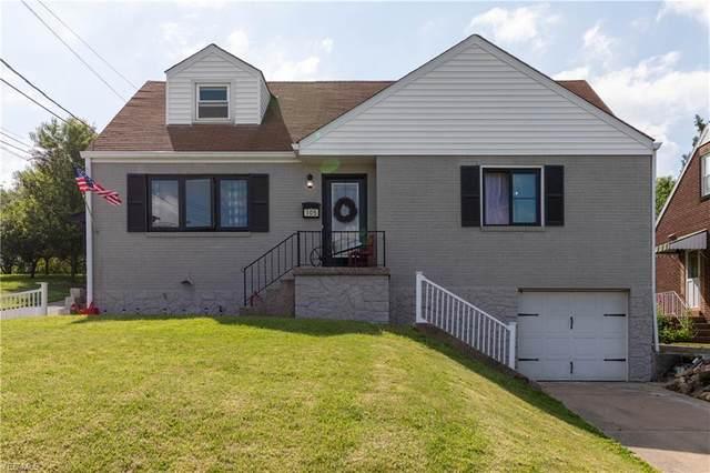 105 Circle Drive, Weirton, WV 26062 (MLS #4193605) :: Tammy Grogan and Associates at Cutler Real Estate
