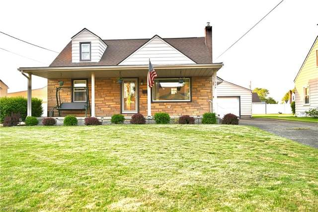 229 Renee Drive, Struthers, OH 44471 (MLS #4193642) :: The Holly Ritchie Team