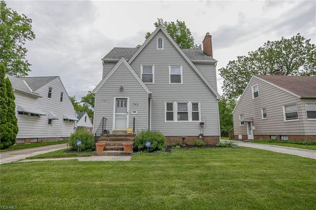 743 E 232 Street, Euclid, OH 44123 (MLS #4193657) :: The Holden Agency