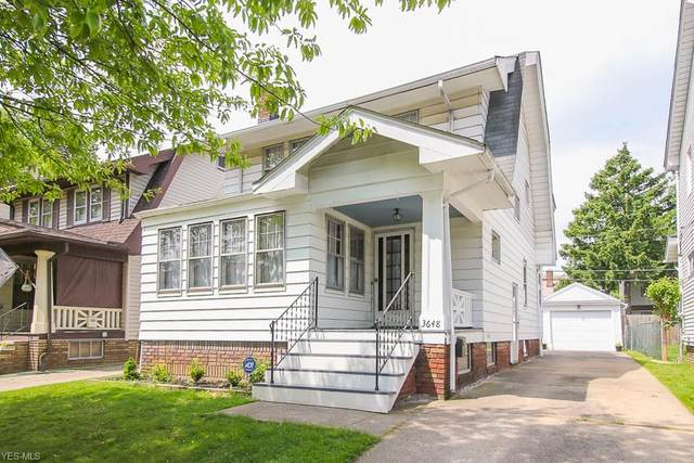 3648 W 129th Street, Cleveland, OH 44111 (MLS #4193763) :: The Holly Ritchie Team