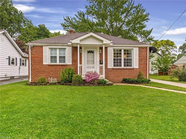 1058 Leighton Avenue, Cuyahoga Falls, OH 44221 (MLS #4193804) :: RE/MAX Trends Realty