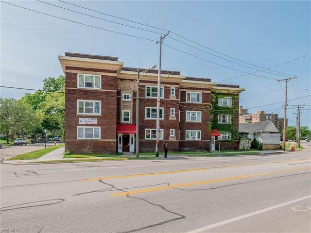 14240 Lake Shore Boulevard #10, Cleveland, OH 44110 (MLS #4193839) :: RE/MAX Valley Real Estate