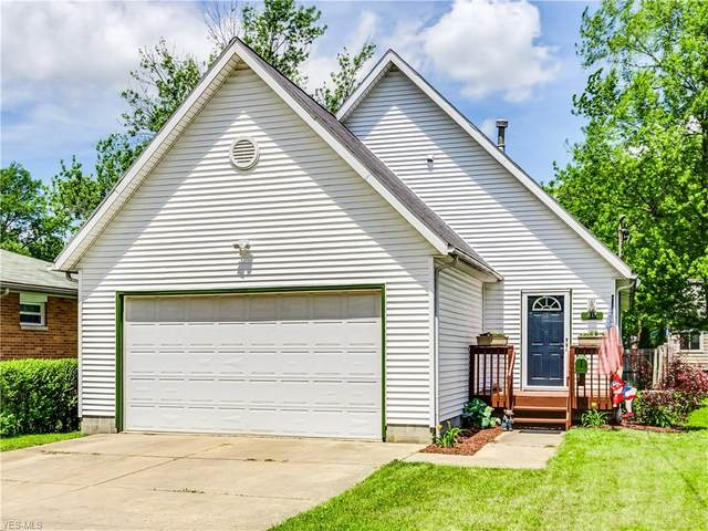 637 Arcadia Avenue, Cuyahoga Falls, OH 44221 (MLS #4194023) :: RE/MAX Trends Realty