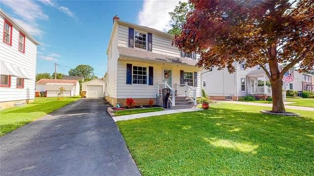 425 Johnson Avenue, Cuyahoga Falls, OH 44221 (MLS #4194087) :: Tammy Grogan and Associates at Cutler Real Estate