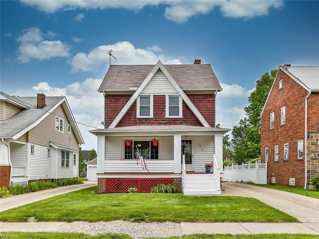 5418 Archmere Avenue, Cleveland, OH 44144 (MLS #4194111) :: The Holden Agency