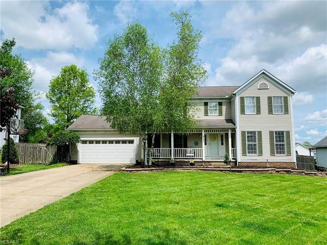 143 E Twinsburg Road, Northfield, OH 44067 (MLS #4194165) :: The Holden Agency