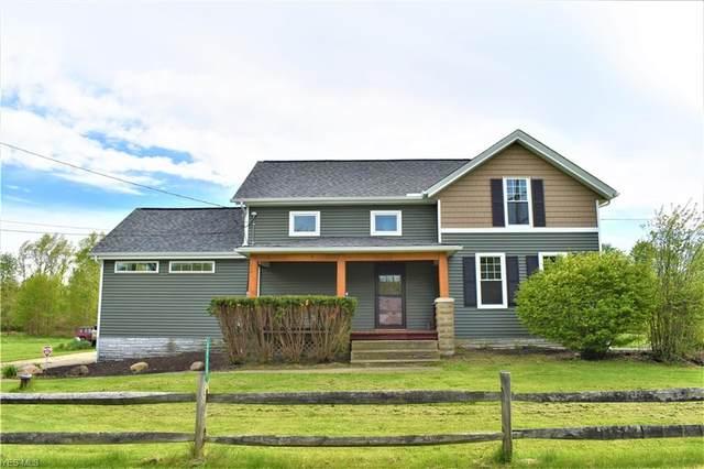 5885 Parkman Road NW, Warren, OH 44481 (MLS #4194204) :: Select Properties Realty