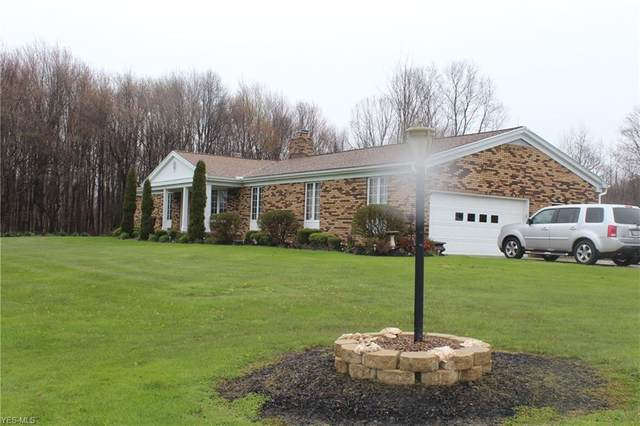5240 State Route 193 Road, Kingsville, OH 44048 (MLS #4194209) :: The Art of Real Estate