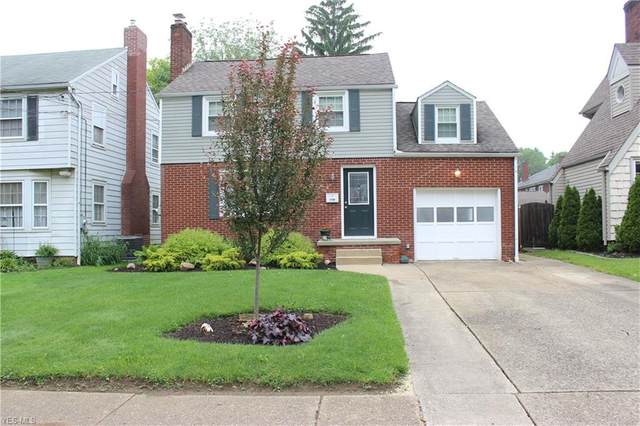 1739 Vassar Avenue NW, Canton, OH 44703 (MLS #4194230) :: The Holly Ritchie Team