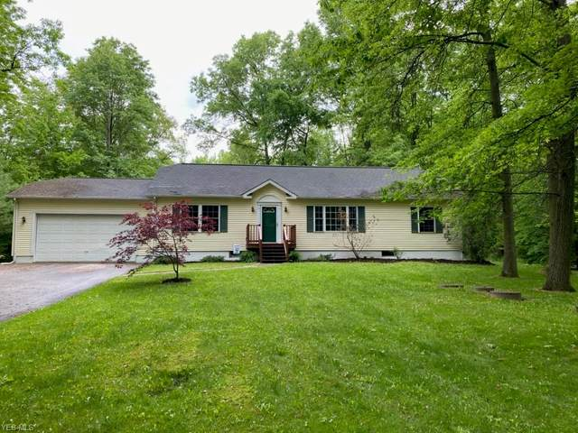 4722 Scenic Road, West Farmington, OH 44491 (MLS #4194259) :: The Holden Agency