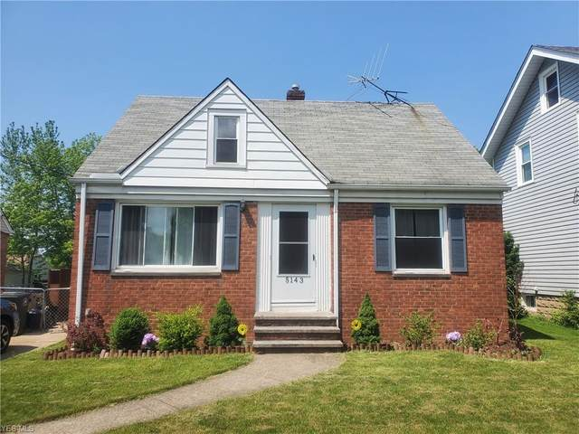 5143 Haverford Drive, Lyndhurst, OH 44124 (MLS #4194413) :: The Holly Ritchie Team