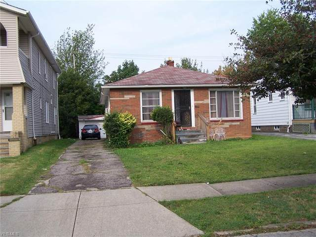 3272 E 134th Street, Cleveland, OH 44120 (MLS #4194602) :: The Holden Agency
