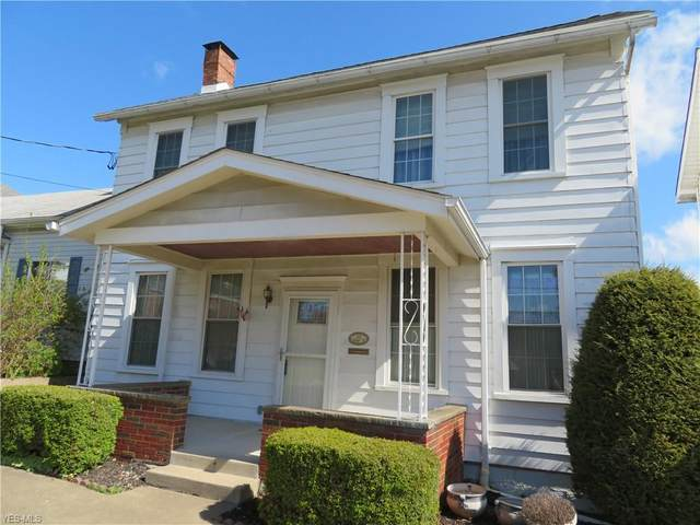 131 Cherry, Barnesville, OH 43713 (MLS #4194676) :: The Crockett Team, Howard Hanna