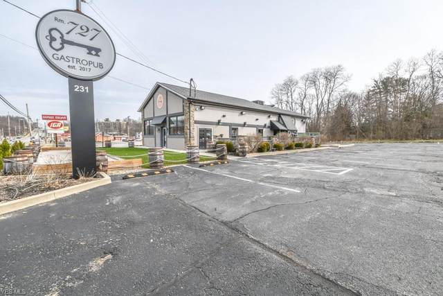 231 Darrow Road, Akron, OH 44305 (MLS #4194767) :: The Holden Agency