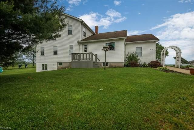 3190 Mark Road NE, Carrollton, OH 44615 (MLS #4194959) :: The Holden Agency