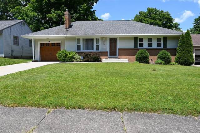 1752 Eden Lane, Youngstown, OH 44509 (MLS #4195424) :: RE/MAX Trends Realty
