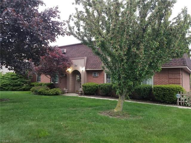 102 Carter Circle #3, Youngstown, OH 44512 (MLS #4195494) :: The Holden Agency