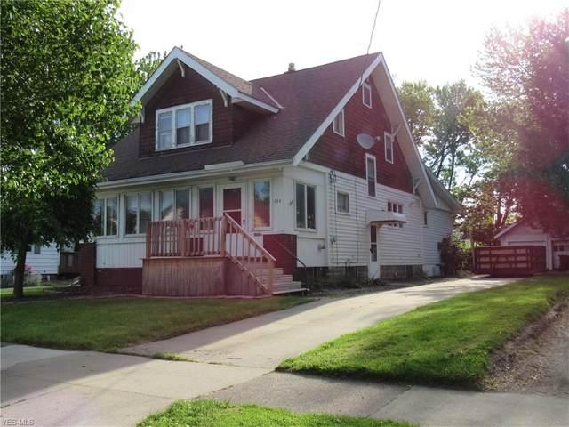 524 High Street, Fairport Harbor, OH 44077 (MLS #4195526) :: The Crockett Team, Howard Hanna