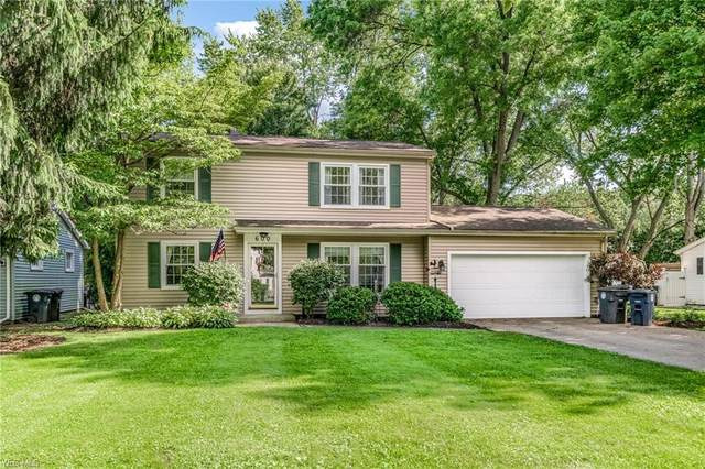 600 Megglen Avenue, Akron, OH 44303 (MLS #4195531) :: The Holden Agency
