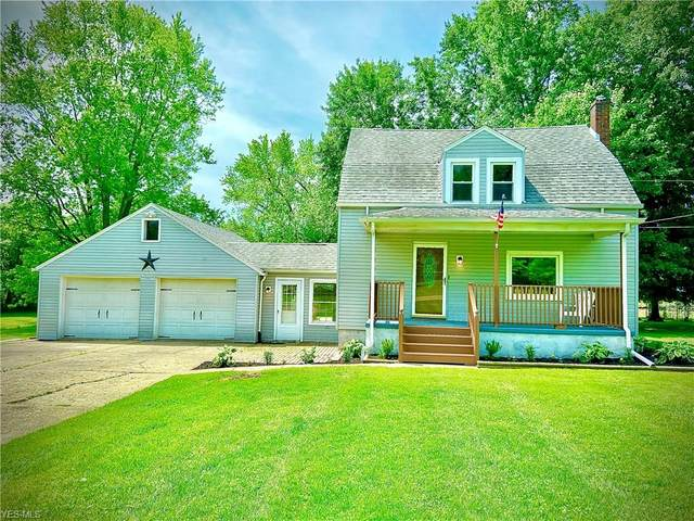 5116 Lesh Street, Louisville, OH 44641 (MLS #4195549) :: The Holden Agency