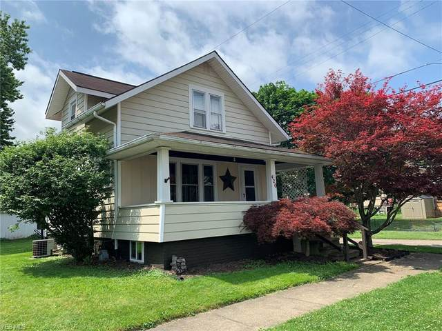 420 E 8th Street, Uhrichsville, OH 44683 (MLS #4195737) :: The Holden Agency