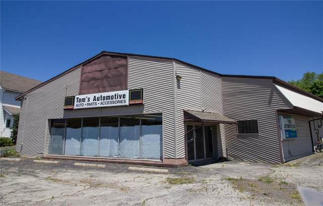 935 N State Street, Girard, OH 44420 (MLS #4195814) :: The Art of Real Estate